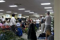 'Refugees' in American Samoa Airport Terminal